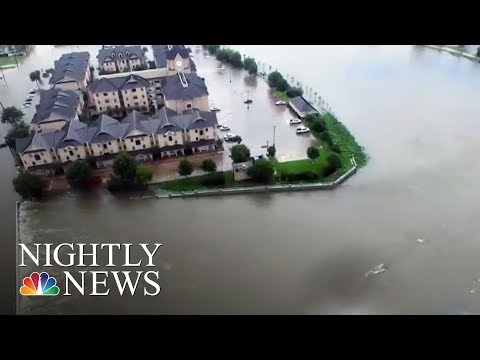 Hurricane Harvey: Not All Affected Have Flood Insurance   NBC Nightly News
