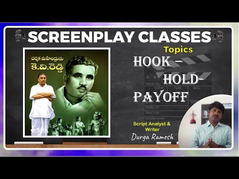 Telugu Cinema script writing lesson ( Script Lesson -1 )