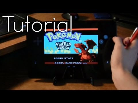 How To Play GameBoy Games on a Windows RT/Surface Tablet (Tutorial)