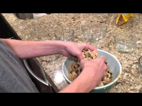 How to make a cookie cake in spanish