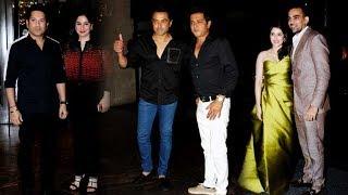 Zaheer Khan And Sagarika Ghatge Engagement FULL VIDEO | Sachin Tendulkar | Anushka-Virat