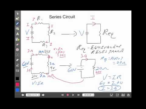 Series Circuit Lecture