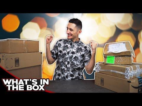 Massive Tech Unboxing - Episode 30