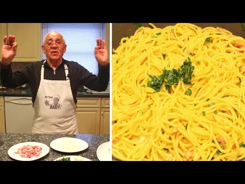 Spaghetti Milanese Recipe
