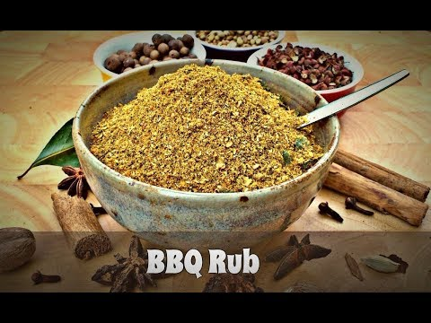 How to Make BBQ Rub - Fab Flavours For Your Grilled & Fried Food | Episode 117