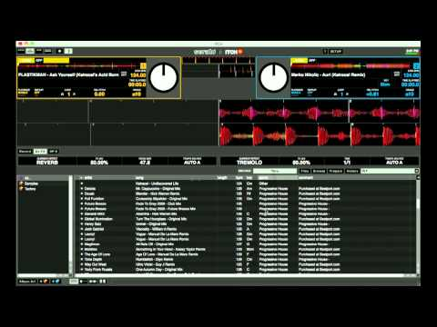 Serato Itch 2.0 DJ Software Overview