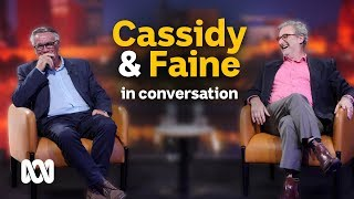 Download Barrie Cassidy and Jon Faine on politics, media and not retiring Video