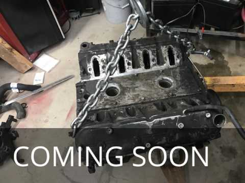 CHEVY LS ENGINE BUILD COMING SOON
