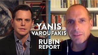 Yanis Varoufakis and Dave Rubin Talk Greece