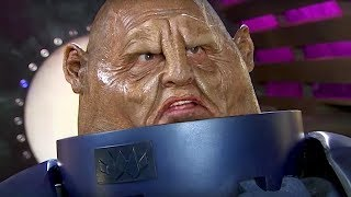 The Doctor Meets General Staal - The Sontaran Stratagem - Doctor Who - BBC