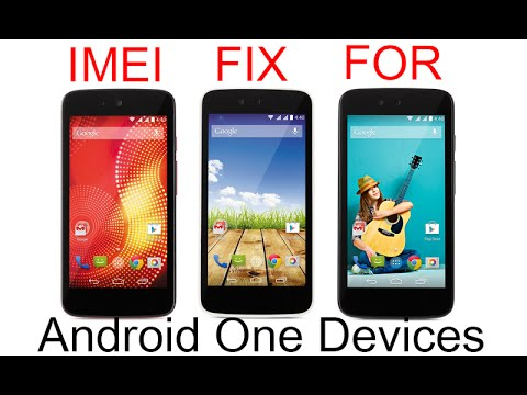 How To Fix Invalid IMEI On Micromax A1 [sprout] Using a Flashable zip (NEW METHORD) [BASEBAND Fixed]