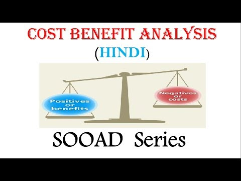 Cost benefit analysis in hindi | UML and SOOAD series