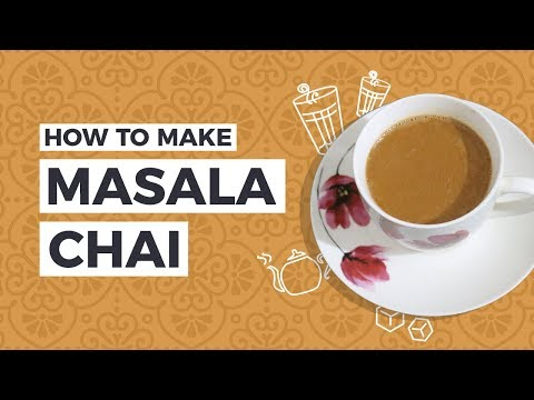 How To Make Masala Chai by RecipeRecooked   Hindi   Masala Chai Recipe   Indian Masala Tea