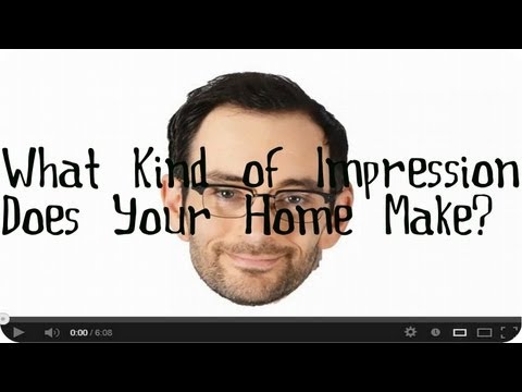 The RockinRealtyGuy on Your Home's First Impression