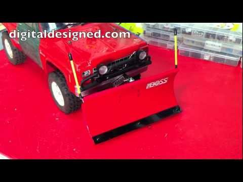 RC Plow -- RC Truck Stop