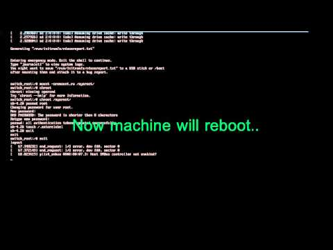 Redhat 7 | How to break root password in Redhat 7 linux | RHEL 7 | Root password | root