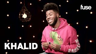Khalid Explains How His Crying Face Became A Meme