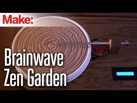 Making Fun: Brainwave Zen Garden
