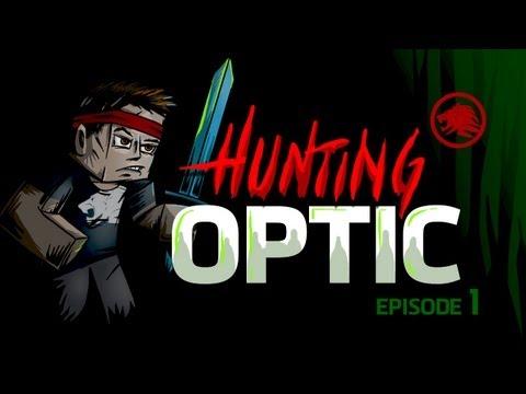 Minecraft: Hunting OpTic - The Hunt Begins! (Episode 1)