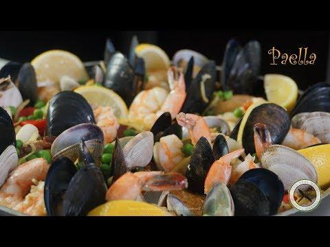 Paella Recipe – Bruno Albouze – THE REAL DEAL