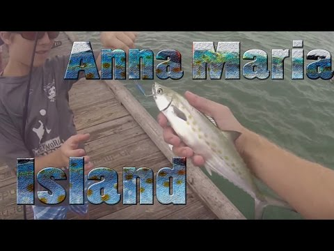 How to Catch Spanish Mackerel on Light Tackle!