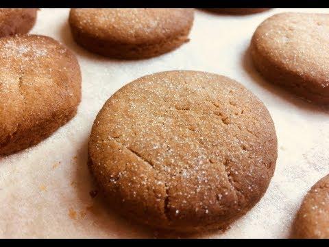 Buckwheat biscuits (gluten free and vegetarian)