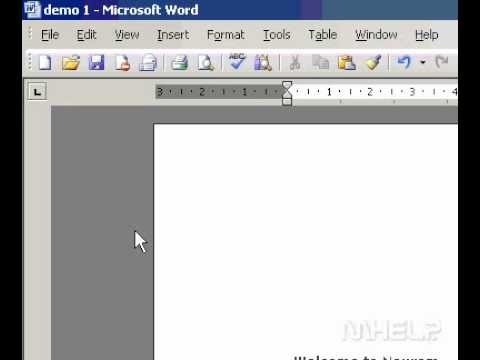 Microsoft Office Word 2003 Convert one or more notes to footnotes or endnotes