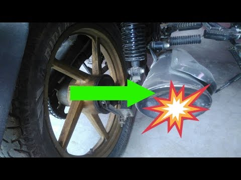 Change sound without changing exhaust in any 100/125 cc bike.