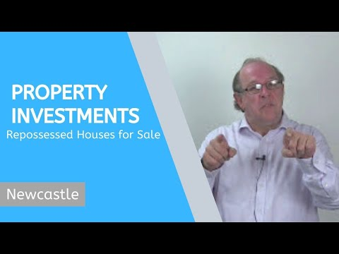 Property Investments in Newcastle – Repossessed Houses for Sale Newcastle