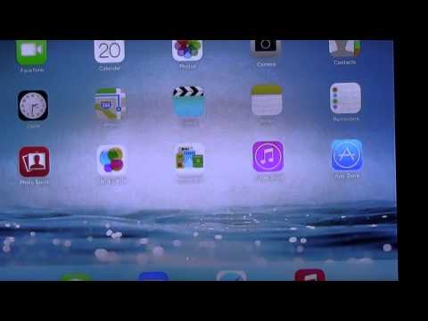 iPad Mini (with Retina) - How to Wirelessly Mirror to Your TV (w/ Apple TV) | H2TechVideos