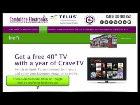 Telus TV Fort Saskatchewan  |  780-998-9551  |  Telus Internet