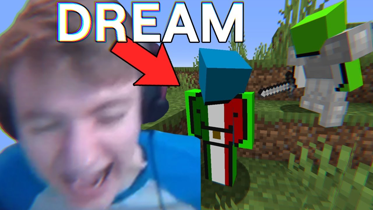 Mexican Dream is the funniest minecraft player ever