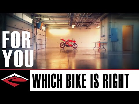 Which Motorcycle is Right for You? | As compared to Science Fiction Space Ships