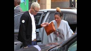 Chris Brown and Karrueche-- Real and True