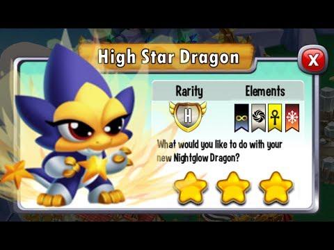 Dragon City - High Star Dragon + Fighting PvP [Legendary Dragon 2017]