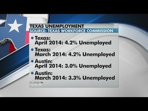 Texas unemployment