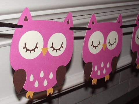 Best owl baby shower ideas easy to make owl baby shower decorations