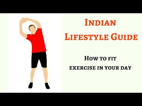 7 tips for beginners to make exercise part of your daily routine || Indian Lifestyle Guide