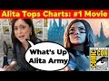 Rosa Salazar Calls Out Alita Army Sequel Interview