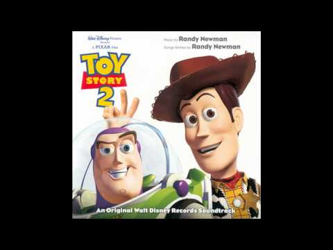 Toy Story 2 soundtrack - 01. Woody's Roundup
