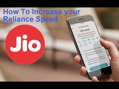 how to increase jio 4g internet speed in tamil / Bull Techs