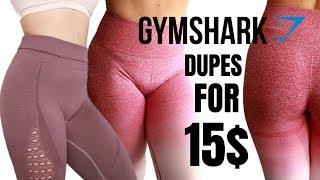 40c6d4630d3f0e Lululemon Align & Gymshark Seamless on Aliexpress!? | $15 dupes ...