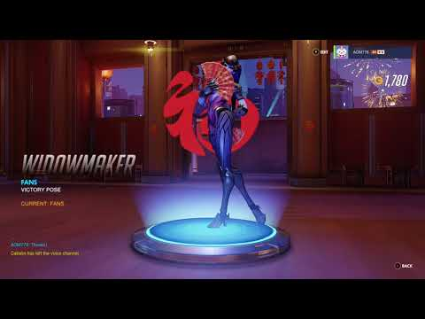 Overwatch OE Year of the Dog Week 4 Opening 5 Lunar New Year Loot Boxes