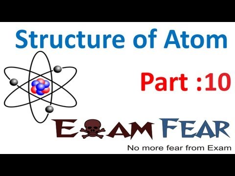 Chemistry Structure of Atom part 10 (Limitation of Rutherford atomic model) CBSE class 11 XI
