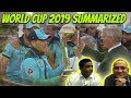 World Cup 2019 Summarized Caught Behind