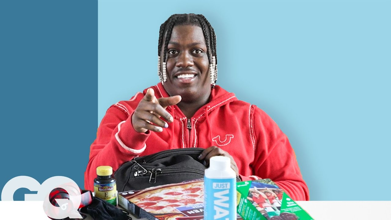 10 Things Lil Yachty Can't Live Without | GQ