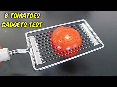 8 Tomatoes Gadgets put to the Test