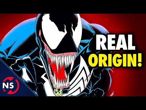 The REAL Origin of VENOM and Spider-Man's Black Costume! || Comic Misconceptions || NerdSync