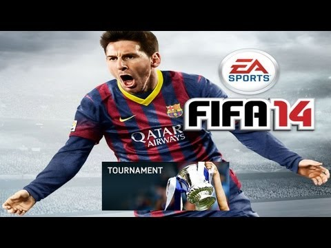 FIFA 14 by EA SPORTS - Universal - HD (Tournament) Gameplay Trailer