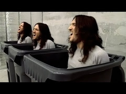 Red Hot Chili Peppers - Can't Stop [Official Music Video]